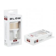 Lādētājs USBx2 2,1A Blow