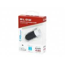 Lādētājs USBx2 4.8A